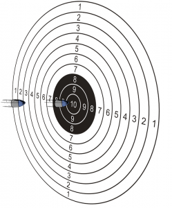 best paper targets for airgun